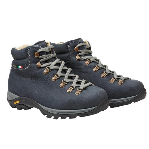Chaussures de randonnée femmes Zamberlan® Près de 300 grammes de moins que des chaussures de randonnée standards. Imperméable grâce au Gore-Tex®.