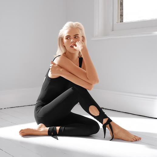 Longsleeve, Body or Leggings Yoga & Relax Skiny Bio-Heatsol™ : la technologie de fibre innovante pour davantage de bien-être corporel. De Skiny, Autriche.