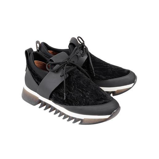 Sneaker en velours Alexander Smith Sneakers premium au design et à la qualité haut de gamme – le tout à un prix très abordable.