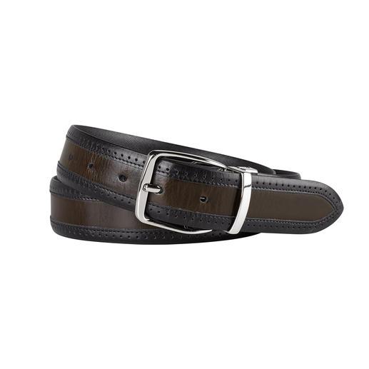 Ceinture réversible Belts Classique aujourd'hui. Tendance demain. La luxueuse ceinture réversible au chic italien, de Belts.