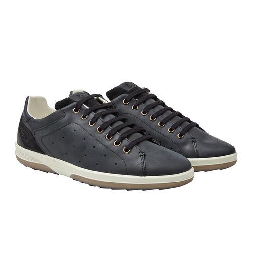 Sneakers en cuir lavable, pour homme Toujours l'air impeccable : lavez simplement cette sneaker en cuir à la machine. Par TBS.