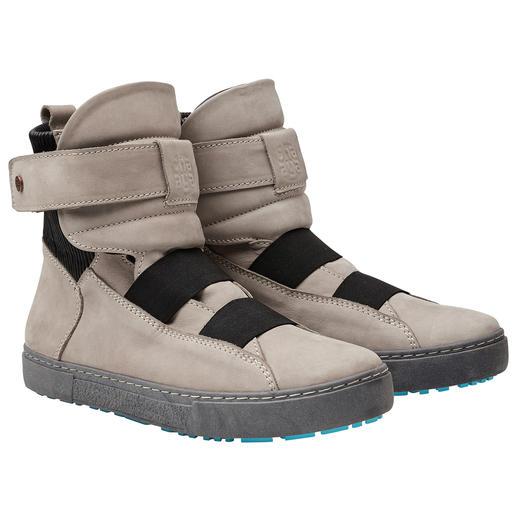 Bottes d'hiver en cuir stretch Chaaya Les bottes d'hiver élégantes avec sensation de bien-être garantie – bien mieux que les bottes habituelles.