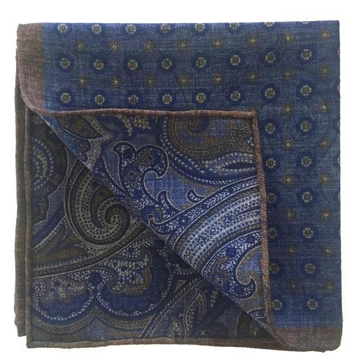 Incroyablement légère. Et esthétique des deux côtés. La pochette à double impression de la marque allemande traditionnelle Pellens & Loick de 1870.