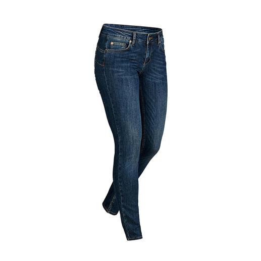 Jean cigarette Bottom up Liu Jo Peu de jeans flatteront autant votre fessier que le jean « bottom up » de Liu Jo Jeans, Italie.