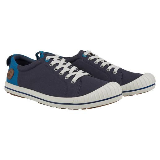 Sneaker en canvas Aigle, pour homme Un look élégant et simple tout en étant très confortable. Aigle a amélioré la légendaire sneaker en toile.