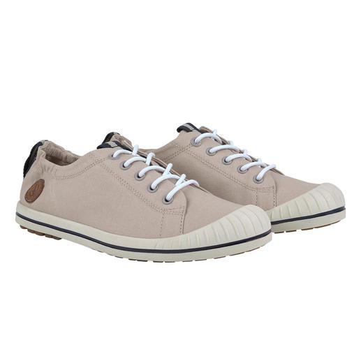 Sneaker en canvas Aigle, pour femme Particularité : un look élégant et simple tout en étant très confortable. De Aigle.