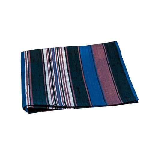 Boîte d'accessoires Gentleman's Agreement, Bleu/Blanc/Rouge