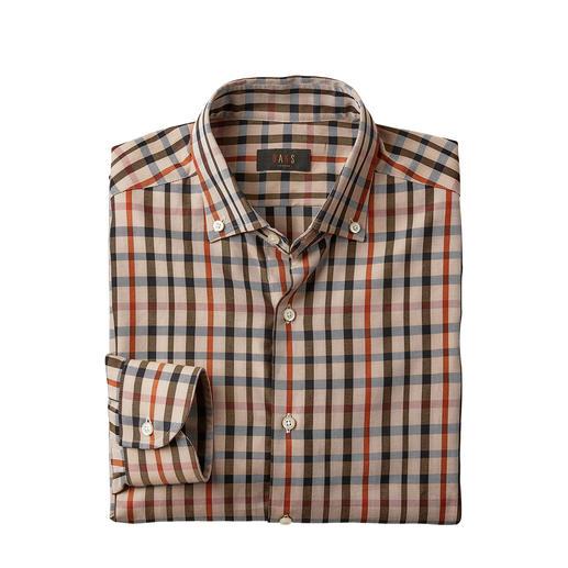 Chemise à carreaux Housecheck DAKS Ne portez pas n'importe quel motif à carreau – mais l'original de DAKS London.