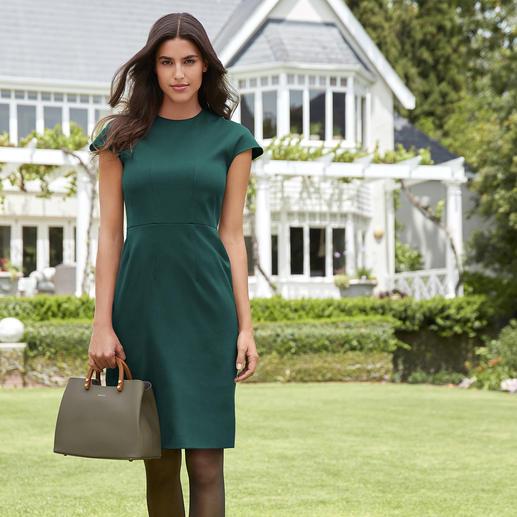 Robe fourreau DAKS Couleur verte tendance – aussi élégante que votre petite robe noire. La robe fourreau de DAKS, Londres.