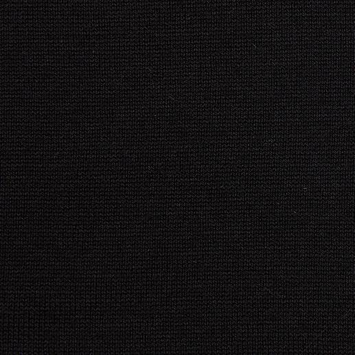 Col rond, Noir