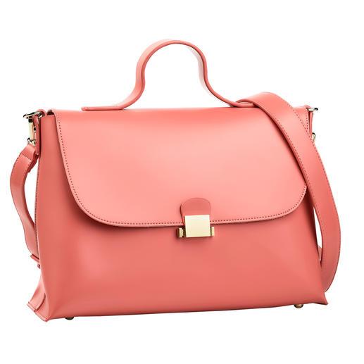 Top Handle Bag Inyati Concourt pour le prix du Design. Et pourtant toujours agréablement abordable. Le sac à main élégant de Inyati.