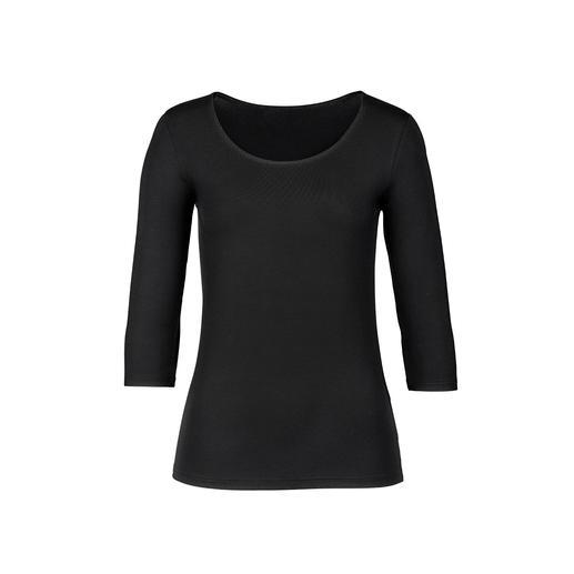 Cardigan, Shirt, Pantalon ou Jupe basique Moya Des basiques 24 heures fabriqués en Autriche : shirt, jupe et gilet par la spécialiste des basiques Moya.
