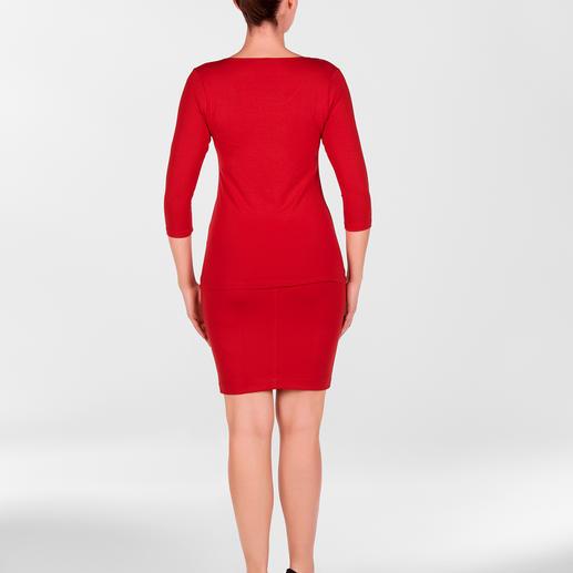Shirt et Jupe, Rouge