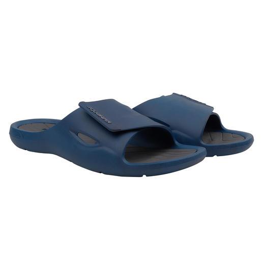 Sandales de bain Aquafeel Fashy pour homme Antidérapantes sur les surfaces humides. Antibactériennes contre la mycose du pied.