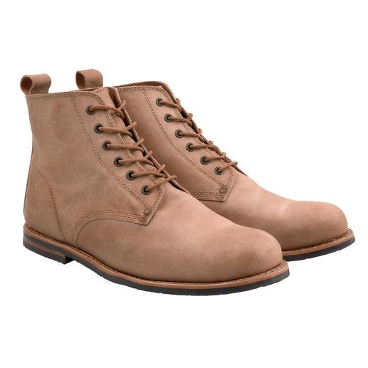 Worker Boot du Portugal - Tendance. Et rarement aussi authentique : la botte traditionnelle d'ouvrier du Portugal.
