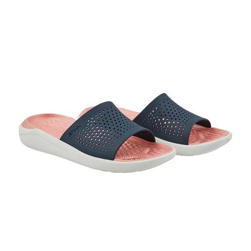 Chaussures de bain Crocs™ LiteRide™, pour femme La nouvelle collection LiteRide™ est 40 % plus souple, 25 % plus légère.