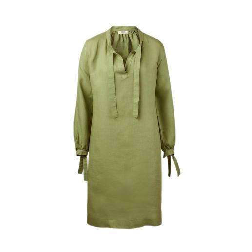 Robe en lin Soft - Un aspect lin typique – mais avec un toucher étonnamment doux et un tombé fluide.
