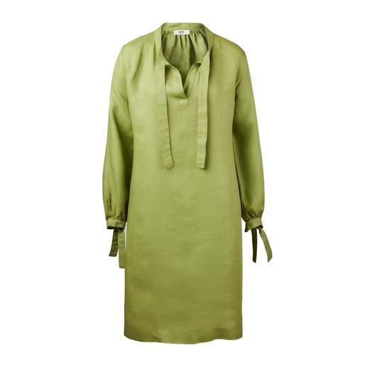 Robe en lin Soft Un aspect lin typique – mais avec un toucher étonnamment doux et un tombé fluide.