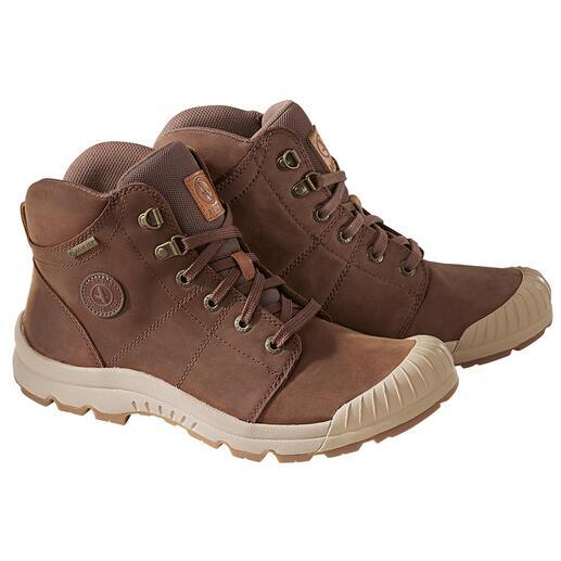 Chaussures de randonnée imperméables Aigle Une chaussure de randonnée doit être légère, imperméable et apaiser les articulations. De Aigle.