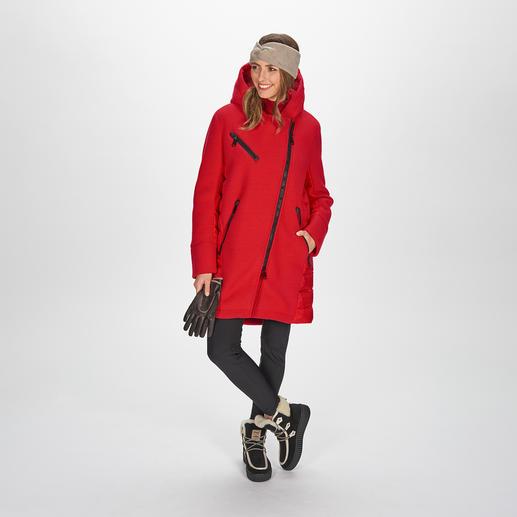 Parka couture-sport Goldbergh ou pantalon de ski Streetwear sportif ou sportswear stylé ? Les deux à la fois ! Par Goldbergh.