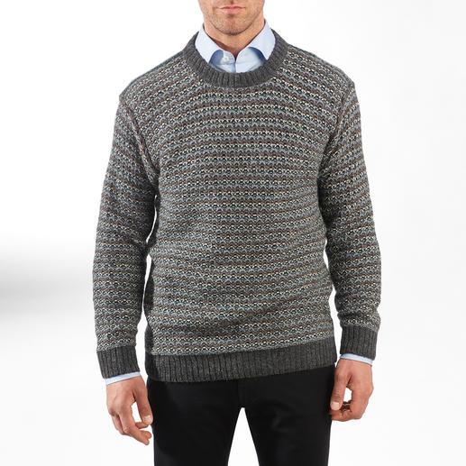 Pullover en alpage Intiwara