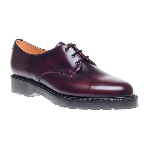 La Postman Shoe originale d'Angleterre. La Postman Shoe originale d'Angleterre. Fabriqué à la main à Wollaston, dans le Northamptonshire depuis 1881.