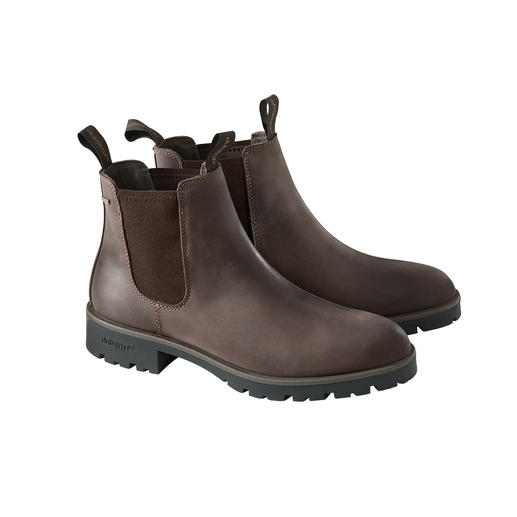 Bottes Chelsea Waterproof Dubarry La Chelsea Boot en cuir véritable et étanche. Par Dubarry of Ireland.