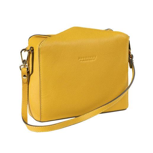 Sac boxy Pourchet Paris La forme tendance d'aujourd'hui rencontre la tradition de la maroquinerie depuis 1903. Le sac boxy de Pourchet Paris.