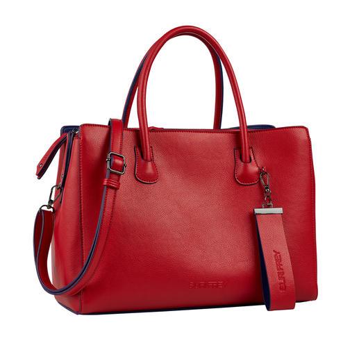 Sac business Suri Frey Raffiné et souple comme le cuir. Le sac hobo tendance à un prix très modéré.