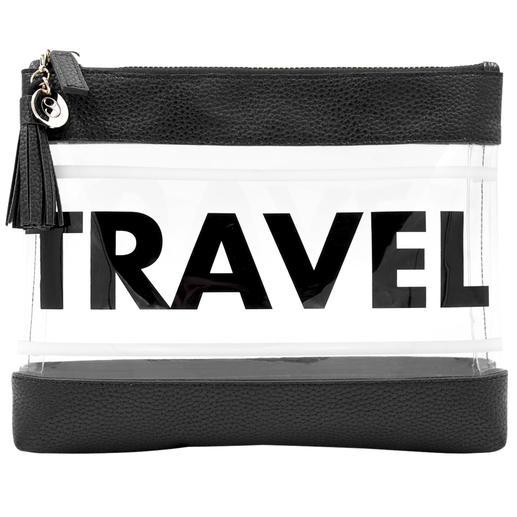 Inflight Bag Iphoria Passez le contrôle de sécurité de l'aéroport en toute élégance. Cool sur la plage, en ville, en soirée ...