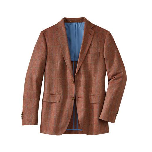 Idéale pour l'été : la veste en pure soie. La veste en pure soie. Ses tons discrets s'accordent parfaitement avec toutes les couleurs unies.