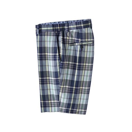 Short madras Brooks Brothers Short madras original – encore traditionnellement tissé à la main en Inde. Par Brooks Brothers.