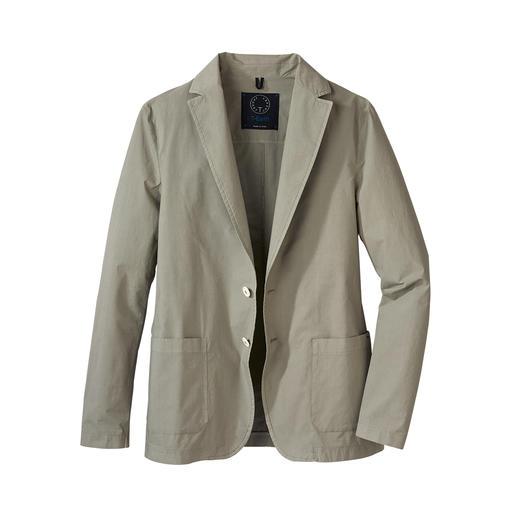 Veste Travel Light Aussi soignée qu'un veston. Aussi légère et aérée qu'une chemise. Ne pèse que 300 g, car non doublée.