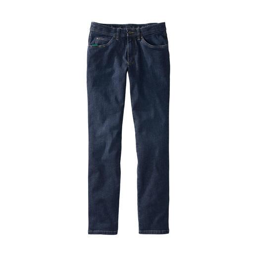 Jean 5 poches Dyneema® Un véritable concentré d'énergie. Un cinq poches avec Dyneema®, probablement la fibre la plus solide au monde.
