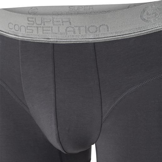 Short ou Pantalon Super Constellation Ajustement parfait grâce au puissant support 360°. Confort parfait grâce au coton Pima.