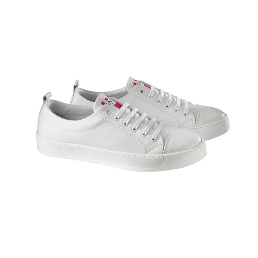 Sneaker en cuir lavable Snipe® Toujours impeccable : la basket en cuir lavable de la marque emblématique espagnole Snipe®.