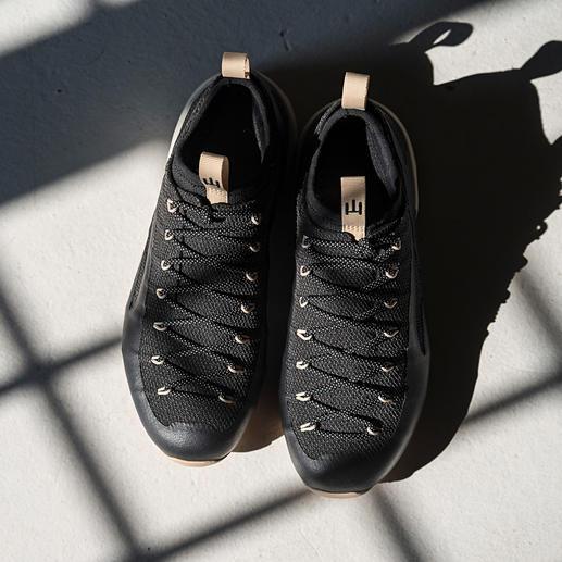 Sneaker Lifetime Naglev La chaussure pour la vie : conception en une pièce en kevlar quasiment indestructible.