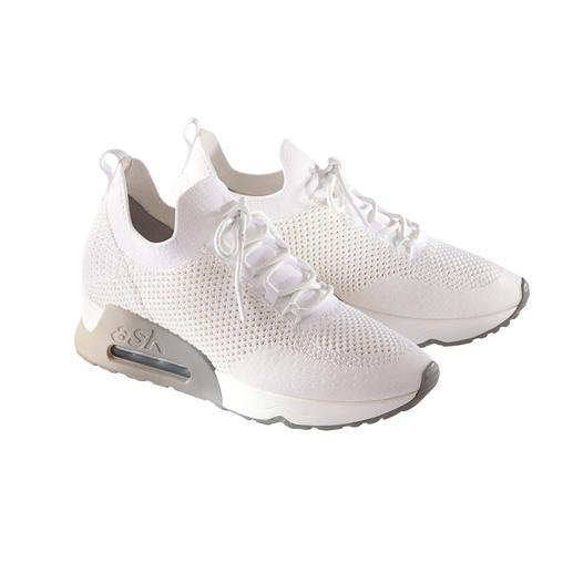 Sneaker en tricot Ash Design haut de gamme de la marque tendance Ash – et pourtant abordable.