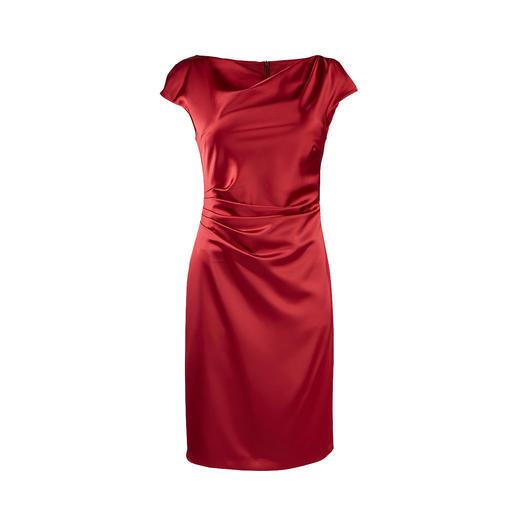 Robe droite rouge Swing Accrocheuse. Flatteuse. Et une garantie bien-être pour de nombreuses occasions. De la marque allemande Swing.