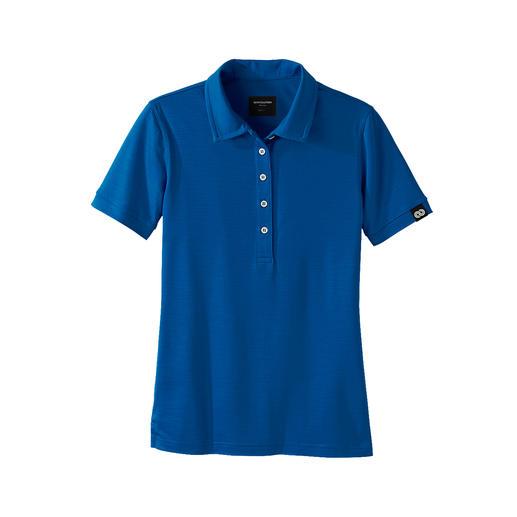 Polo ou Short Reda Rewoolution, pour femme Laine mérinos non-grattante, soyeuse et avec tous les avantages que vous attendez des tissus haute performance.