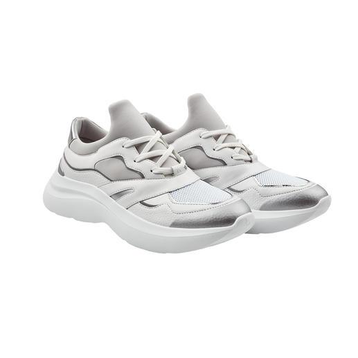 Sneakers bulky élégantes Karl Lagerfeld Les baskets Bulky de Karl Lagerfeld : plus adultes et élégantes que beaucoup d'autres.