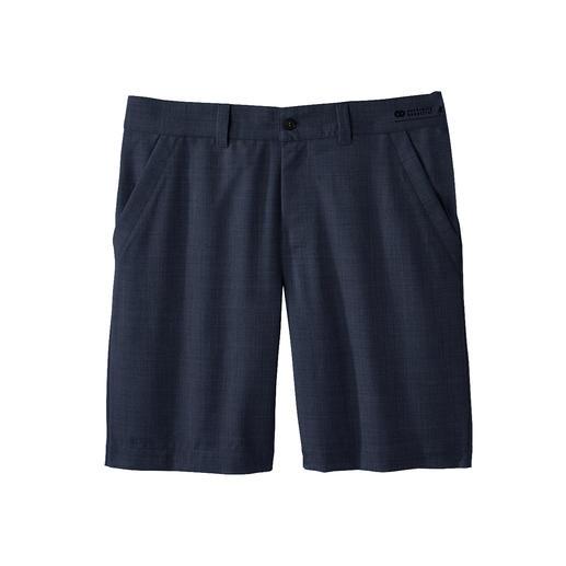 Short, Bleu