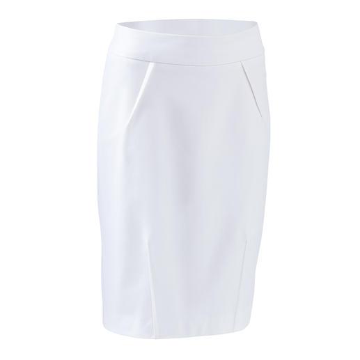 Jupe d'été basique Seductive Toujours correcte. Intemporelle. Pourtant top tendance. La jupe d'été basique simple d'entretien de Seductive.