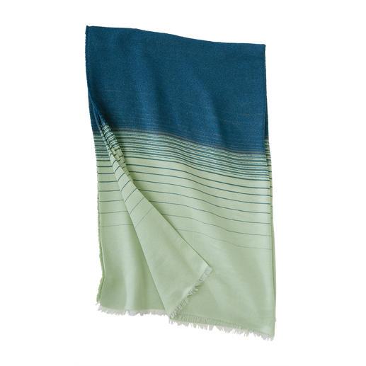 Serviette de plage en bouclé Abstract Pour s'y reposer en douceur, sans être lourde à porter. La légère serviette de plage bouclée de Abstract.