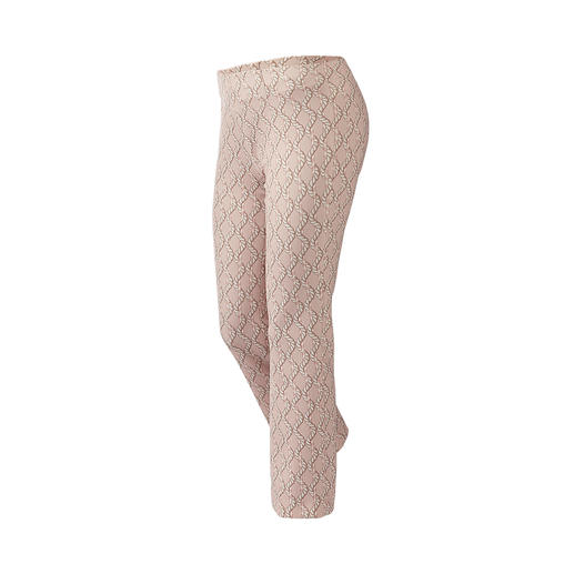Pantalon élégant à enfiler Seductive L'aspect d'un élégant pantalon d'affaire. Mais confortable et simple d'entretien comme un vêtement détente.