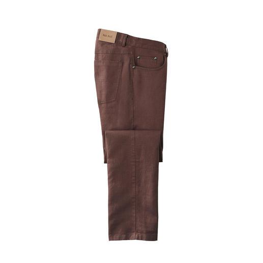 Pantalon ramie Aéré comme du lin. Mais plus lisse, plus léger et plus élégant.