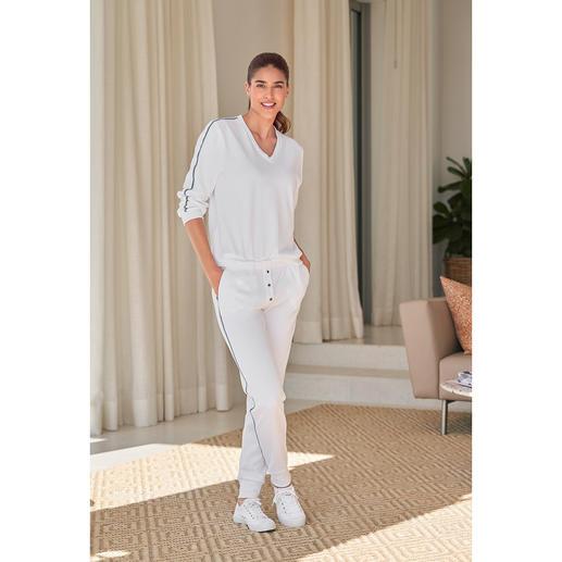 Pantalon, Sweat à manches longues ou à manches courtes HFor Agréablement confortable. Tendance porté en extérieur. Et abordable.
