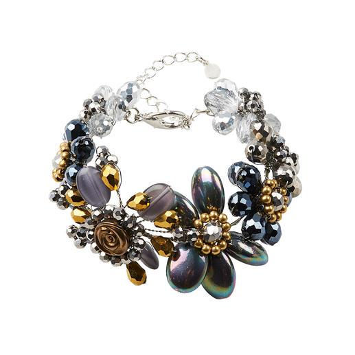 Fabrication main complexe à partir de perles au lieu d'être fabriqué en série : De meilleure qualité et plus élégants que nombreux colliers et bracelets tendances. De Smitten.
