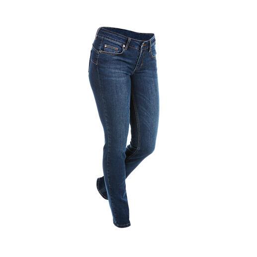 Jean Bottom up LiuJo, High Waist Peu de jeans flatteront autant votre fessier que le jean « bottom up » de Liu Jo Jeans, Italie.