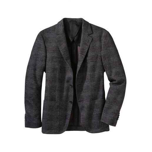 Veste en jersey Karl Lagerfeld Confortable mais soignée : Karl Lagerfeld rend la veste en jersey adaptée aux affaires.